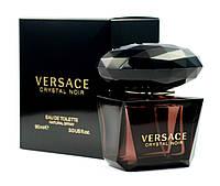 Versace Crystal Noir, чарующий вечерний женский аромат от Версаче