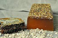 Мыло мед и овес 100 г