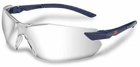 Защитные очки открытые 3М прозрачная линза