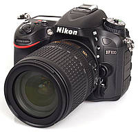 Фотоаппарат Nikon D7100 Kit 18-105 VR (на складе)