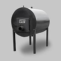 Печь с водным контуром КВД 500