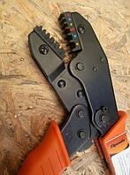 Клещи усиленные обжимные SPARTA 0.5–6 мм, для обжима электрокабеля SPARTA