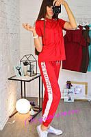 Летние женские спортивные штаны в расцветках c-t205422