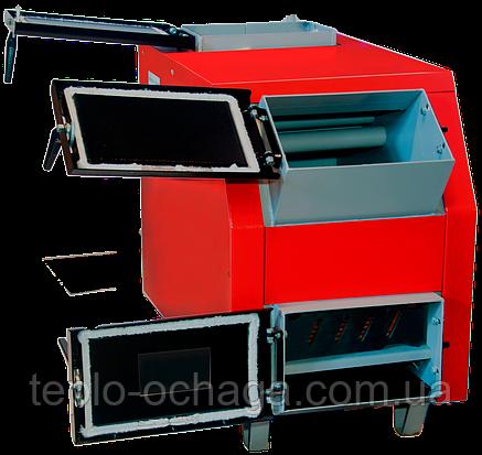 Твердотопливный котел Carbon КСТО-16ДГ, фото 2