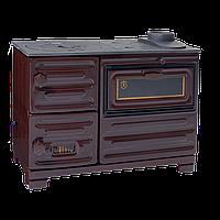 Печь чугунная для дома отопительно-варочная EK-102T ERENDEMIR
