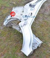 Кузовные детали/ левая сторона (лонжерон) Citroen Berlingo, Peugeot Partner B9 2008- 9671207980