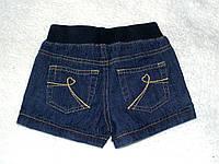 Шорты джинсовые девочке размер 4года Childrens Place шорты детские, фото 1