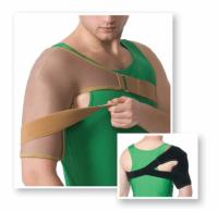 Бандаж на плечевой сустав эластичный 8001 люкс Med textile, (Украина)