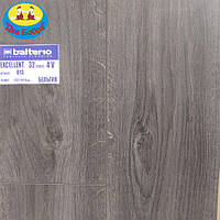 Ламинат Balterio Laminate Flooring EXCELLENT 4V 013 Дуб черн. смолян. | 8 мм. 32 Класс