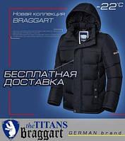 Зимняя куртка мужская большого размера