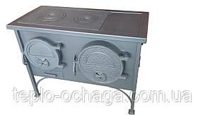 Печь с плитой и духовкой ЭКТОР, фото 2
