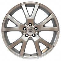 WSP ITALY YALTA Silver R20 W8.5 PCD5x112 ET35 DIA66.6
