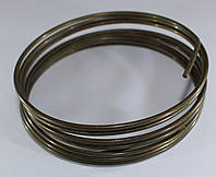 Проволока для бижутерии. Золото винтажное  2,0 мм  1,5 метра жесткая. №8801, фото 1