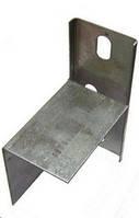Кронштейн опорный столик 40 мм 1,5 мм