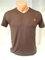 Мужская футболка турция однотон