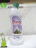 Жидкость для мытья туалетов (Лесная свежесть) Prava 0,75 л, дезинфицирующее средство для туалета