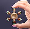 """Спиннер дизайнерский Hand Fidget Spinner """"Радуга JX-6"""""""