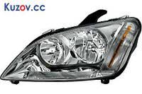 Фара Ford Focus C-Max 03-07 правая (DEPO) электрич. 1EE27060002