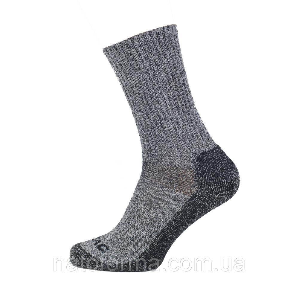 Носки Coolmax 40%, серые, M-Tac