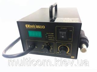 13-0162. Термовоздушная паяльная станция EXtools 850D
