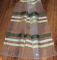 Ткань для тюли и гардин 22047