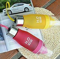 Бутылка для воды и соков H2O
