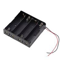Корпус чехол для батареек AA пальчик 4* #100441