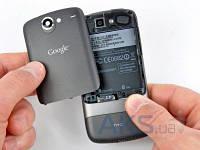 Задняя часть корпуса (крышка аккумулятора) HTC G5 Nexus One Original Grey
