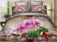 Комплект постельного белья 2-спальный ТМ TAG  MS-CY15045