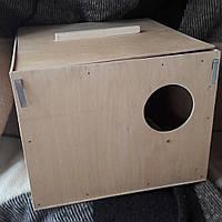Гнездо для средних попугаев корелл, какариков