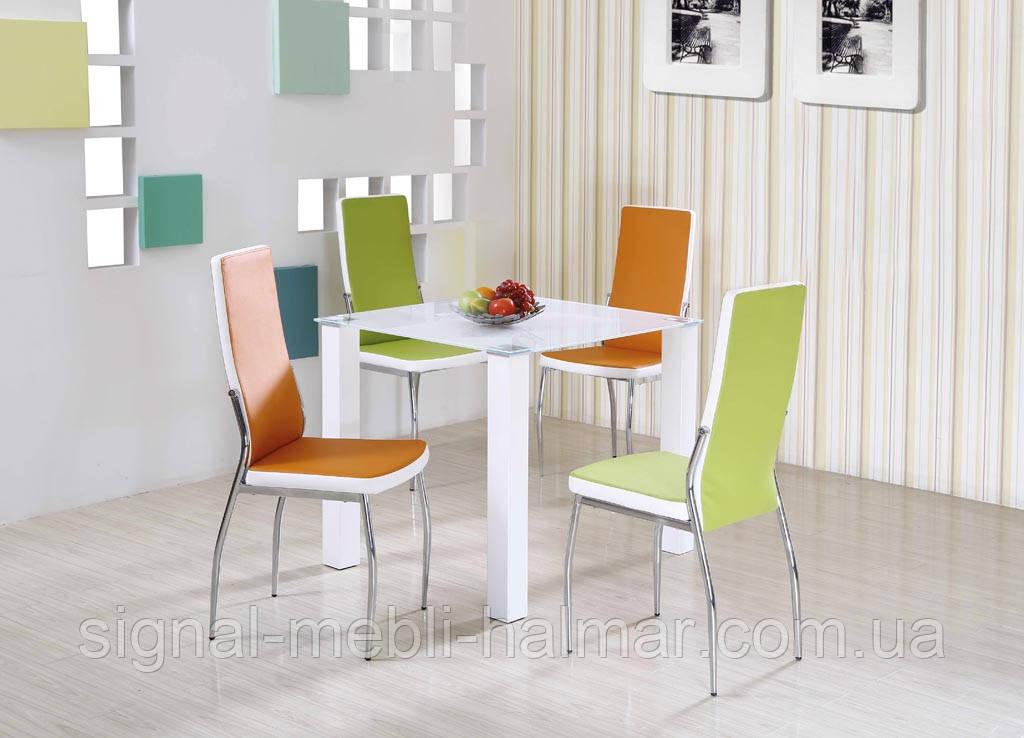 Стол MERLOT квадратный Halmar (белый)