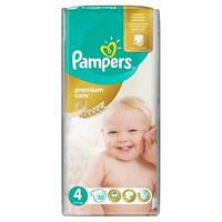 Подгузники Pampers Premium Care 4 52шт