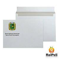 Печать логотипов на конвертах С6