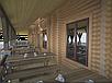 Проект гостиницы, гостиница Крымская жемчужина 670м2, фото 4