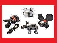 Экшн-камера F40 Sportscam Full HD 1080P. Отличная камера. Высокое качество. Интернет магазин. Код: КДН1922