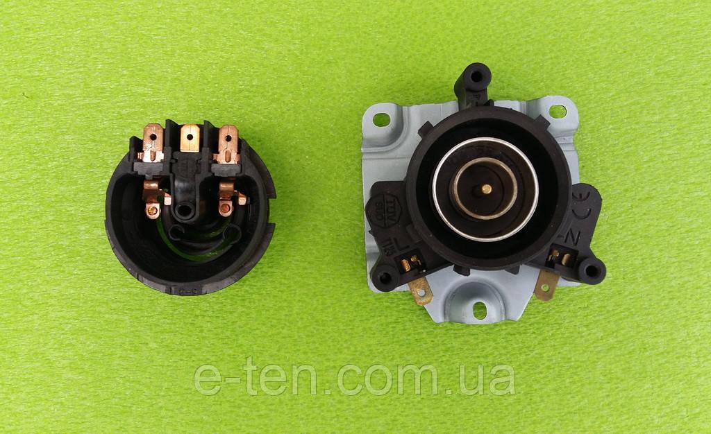 """Контактная группа №9 (""""квадрат"""") / SLD-125(верх-низ) / 10А / 250V(с двумя термопластинами) для электрочайников"""
