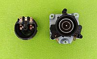 """Контактная группа №9 (""""квадрат"""") / SLD-125(верх-низ) / 10А / 250V(с двумя термопластинами) для электрочайников, фото 1"""