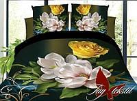 Комплект постельного белья 2-спальный ТМ TAG  MS-CY17003