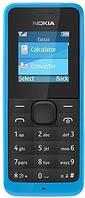 Мобильный телефон Nokia 105 Duos Cyan UA