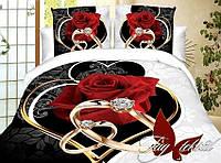 Комплект постельного белья 2-спальный ТМ TAG  MS-CY17029