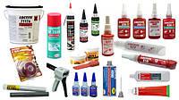Клеящие вещества и герметики