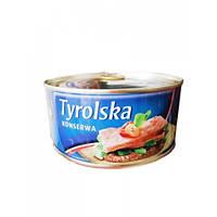 Tyrolska konserwa свиная тушенка 300г