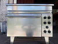 Плита элетрическая промышленная ЭПК-4ШБ  бу, плита электро б/у, фото 1
