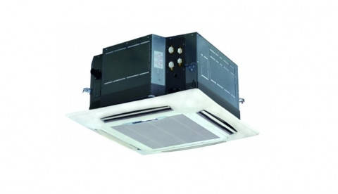 Фанкойл кассетный Midea MKA-750F, фото 2