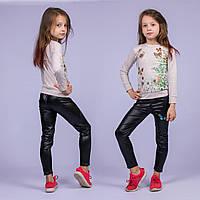 Свитшот на девочку Турция. Safari Kids 6136-3 4. Размер на 4 года.