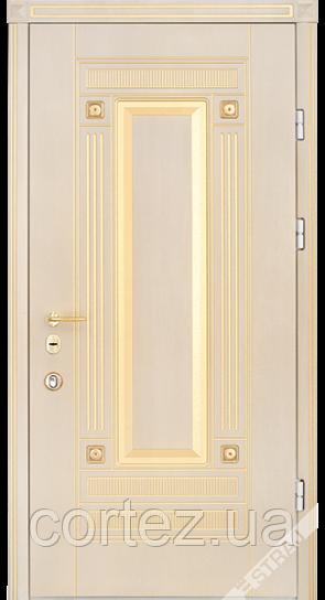 Входная дверь ТМ Страж Эклипс патина