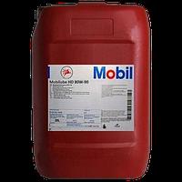 Минеральное моторное масло Mobil LUBE HD 80W90 20L