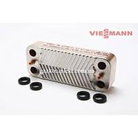 Теплообменник вторичный VIESSMANN VITOPEND 100 WH1D 30 кВт - 14 пластин 7829304 Теплообменник вторичны 7829304