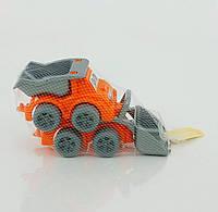 Машинки набор трактор и самосвал