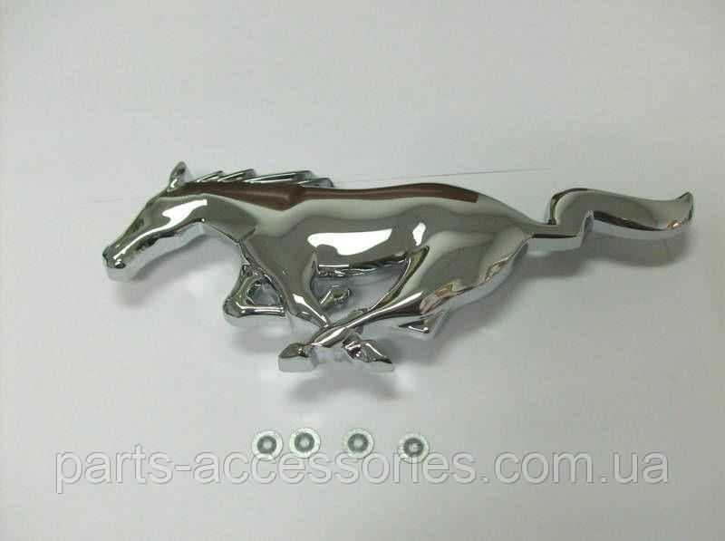 Ford Mustang 2005-2009 эмблема значок в решетку радиатора Новый Оригинальный